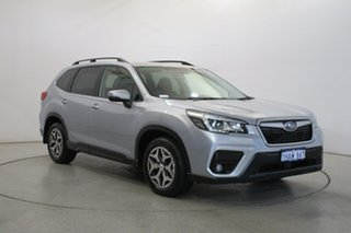 2019 Subaru Forester S5 MY19 2.5i CVT AWD Silver 7 Speed Constant Variable Wagon