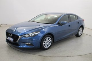 2016 Mazda 3 BM5276 Maxx SKYACTIV-MT Blue 6 Speed Manual Sedan