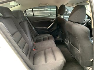 2012 Mazda 6 GJ1031 Sport White Sports Automatic Sedan