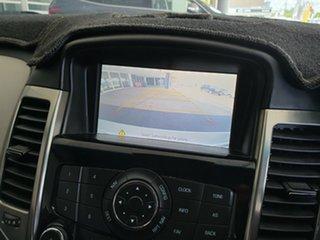 2016 Holden Cruze JH Series II MY16 Z-Series White 5 Speed Manual Sedan
