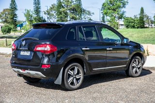2015 Renault Koleos H45 PHASE III MY15 Bose Black 1 Speed Constant Variable Wagon