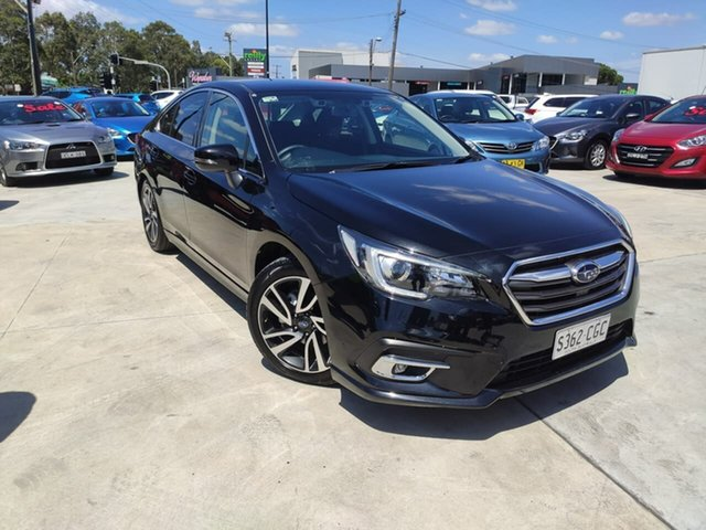 Used Subaru Liberty B6 MY20 2.5i CVT AWD Liverpool, 2019 Subaru Liberty B6 MY20 2.5i CVT AWD Black 6 Speed Constant Variable Sedan