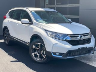 2020 Honda CR-V RW MY20 VTi-S 4WD White 1 Speed Constant Variable Wagon.