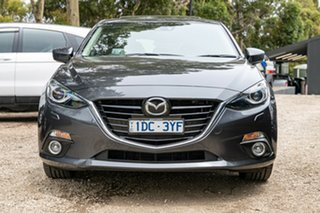 2014 Mazda 3 BM5436 SP25 SKYACTIV-MT Meteor Grey 6 Speed Manual Hatchback