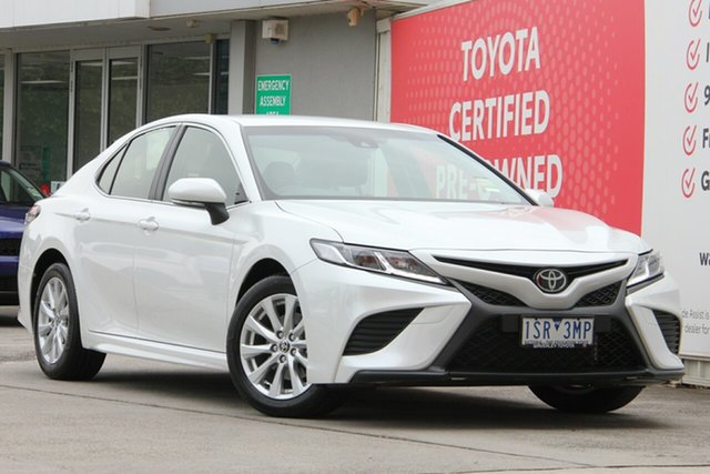 Pre-Owned Toyota Camry Glen Waverley, Camry Ascent Sport 2.5L Petrol Automatic Sedan
