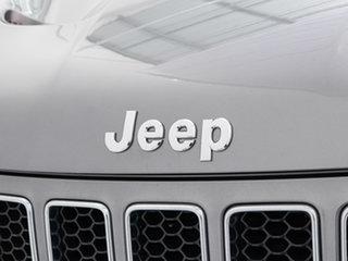 2012 Jeep Grand Cherokee WK MY12 SRT 8 (4x4) Grey 5 Speed Automatic Wagon