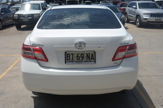 2010 Toyota Camry ACV40R MY10 Altise White 5 Speed Automatic Sedan