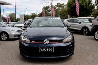 2013 Volkswagen Golf VII MY14 GTI DSG Blue 6 Speed Sports Automatic Dual Clutch Hatchback