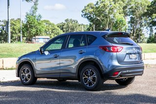 2016 Mazda CX-5 KE1072 Maxx SKYACTIV-Drive Blue 6 Speed Sports Automatic Wagon