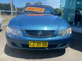 2003 Holden Commodore VY Executive Blue 4 Speed Automatic Wagon