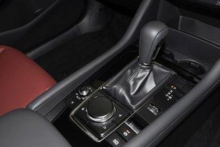 2020 Mazda 3 BP2HLA G25 SKYACTIV-Drive Astina Silver 6 Speed Sports Automatic Hatchback