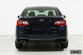 2019 Subaru Liberty MY20 2.5i AWD Blue Continuous Variable Sedan