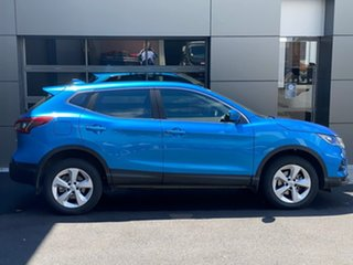 2019 Nissan Qashqai J11 Series 2 ST X-tronic Blue 1 Speed Constant Variable Wagon.