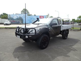 2016 Mazda BT-50 UR0YG1 XT Bronze 6 Speed Manual Cab Chassis.