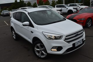 2019 Ford Escape ZG 2019.75MY Trend White 6 Speed Sports Automatic Dual Clutch SUV.