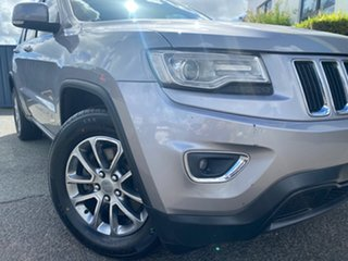 2013 Jeep Grand Cherokee WK MY2013 Laredo Silver 5 Speed Sports Automatic Wagon.