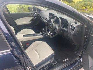 2018 Mazda 3 BN5438 SP25 SKYACTIV-Drive Astina Blue 6 Speed Sports Automatic Hatchback.