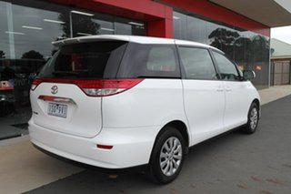2016 Toyota Tarago ACR50R GLi White 7 Speed Constant Variable Wagon