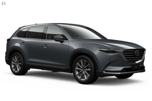 New Mazda CX-9 TC Waitara, 2020 Mazda CX-9 TC Grey 6 Speed Sports Automatic Wagon