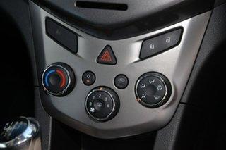 2016 Holden Barina TM MY16 CD Grey 5 Speed Manual Hatchback