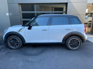 2015 Mini Countryman R60 MY15 Cooper D White 6 Speed Sports Automatic Wagon.
