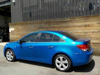 2011 Holden Cruze JG CDX Blue 6 Speed Sports Automatic Sedan
