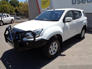 2018 Isuzu MU-X MY18 LS-M Rev-Tronic White 6 Speed Sports Automatic Wagon