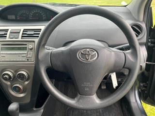 2010 Toyota Yaris NCP93R MY10 YRS Grey 4 Speed Automatic Sedan