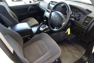 2015 Toyota Landcruiser VDJ200R GX Glacier White 6 Speed Sports Automatic Wagon