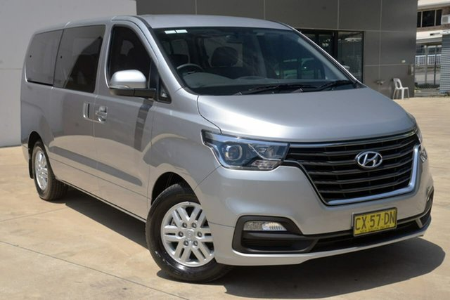 Used Hyundai iMAX TQ4 MY20 Active Tuggerah, 2020 Hyundai iMAX TQ4 MY20 Active Silver 5 Speed Automatic Wagon