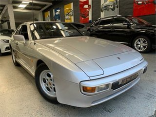 1983 Porsche 944 Silver 3 Speed Automatic Coupe.