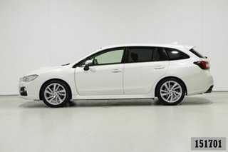 2017 Subaru Levorg MY17 2.0GT White Continuous Variable Wagon