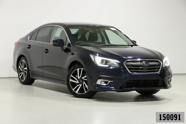 Used Subaru Liberty MY19 2.5I Bentley, 2019 Subaru Liberty MY19 2.5I Blue Continuous Variable Sedan