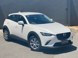 2020 Mazda CX-3 DK2W76 Neo SKYACTIV-MT FWD Sport Snowflake White 6 Speed Manual Wagon.