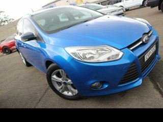 Ford  (EU) 2013 MY 5 DOOR HATCH TREND NON SVP 2.0L I4 PETROL 6SPD AUTO (P).