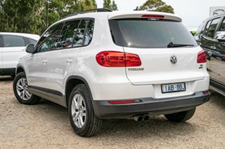 2013 Volkswagen Tiguan 5N MY14 118TSI DSG 2WD Candy White 6 Speed Sports Automatic Dual Clutch Wagon.