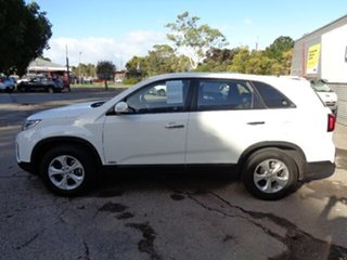 2012 Kia Sorento XM MY13 Si 4WD White 6 Speed Sports Automatic Wagon