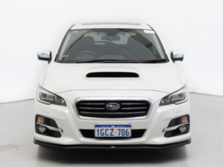 2016 Subaru Levorg MY17 2.0 GT-S (AWD) White Continuous Variable Wagon.