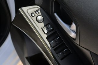 2015 Honda Civic 9th Gen MY15 VTi-L White 5 Speed Sports Automatic Hatchback