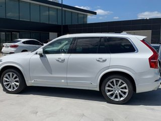 2015 Volvo XC90 L Series MY16 D5 Geartronic AWD Inscription White 8 Speed Sports Automatic Wagon