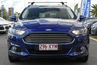 2017 Ford Mondeo MD 2017.00MY Trend Blue 6 Speed Sports Automatic Dual Clutch Wagon