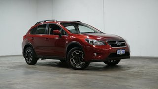 2015 Subaru XV G4X MY15 2.0i-L Lineartronic AWD Red 6 Speed Constant Variable Wagon.