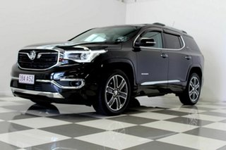 2018 Holden Acadia AC MY19 LTZ-V (AWD) Black 9 Speed Automatic Wagon