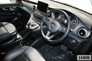 2017 Mercedes-Benz V250d 447 MY17 Avantgarde MWB Black 7 Speed Automatic Wagon