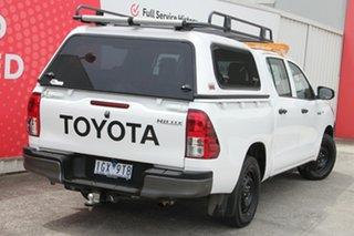 Hilux 4x2 Workmate 2.7L Petrol Automatic Double Cab.