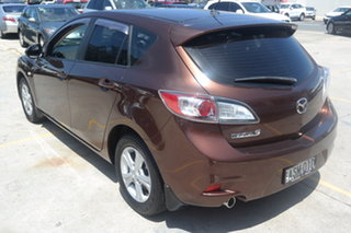 2011 Mazda 3 BL10F2 Neo Brown 6 Speed Manual Hatchback