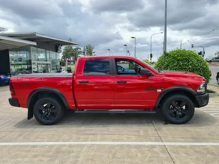 2020 Ram 1500 MY20 Warlock SWB Red 8 Speed Automatic Utility.
