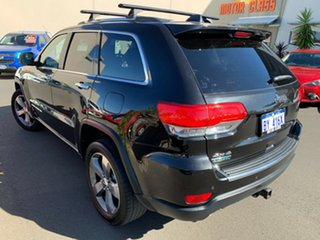 2014 Jeep Grand Cherokee WK MY15 Limited Black 8 Speed Sports Automatic Wagon.