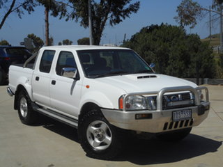 2014 Nissan Navara D22 S5 ST-R 5 Speed Manual Utility.