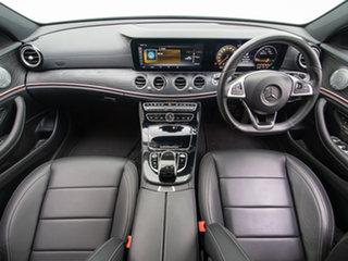 2017 Mercedes-Benz E220 213 D Silver 9 Speed Automatic G-Tronic Sedan